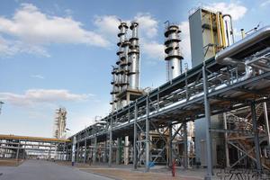 国电赤峰化工30、52煤制大颗粒尿素项目(低温甲醇洗前管廊及管道)
