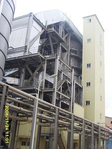 华电山东章丘发电公司2×300MW机组烟气脱硫项目