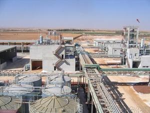 叙利亚2.5万吨离子膜烧碱工程
