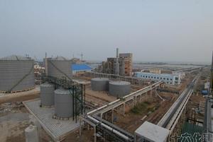越南海防化工33万吨/年DAP项目