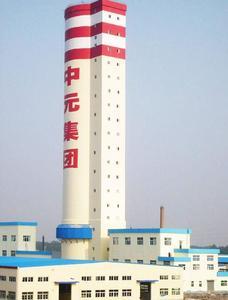 安徽宿州20万吨复合肥100米造粒塔