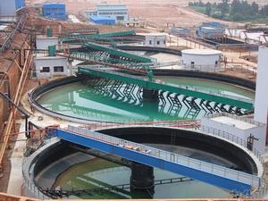 云南磷化集团年产450万吨浮选装置 (浓密池)