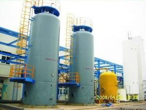 万州多晶硅240硅空气储罐安装工程