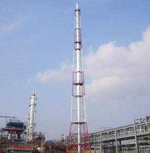 神华煤制油项目 (80米排气筒)