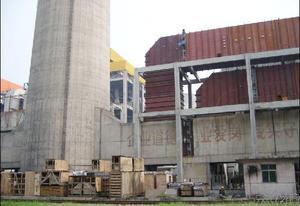 河南新郑电厂3×200MW机组烟气脱硫工程