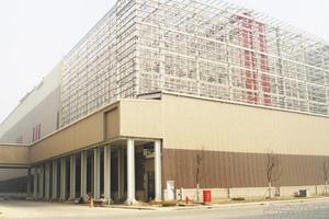 南亚昆山(台塑)自动化仓库工程