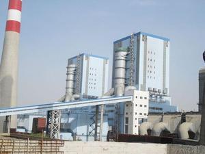 山西神头二电厂2×500MW烟气脱硫工程