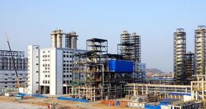 福建泉州炼油乙烯40万吨聚丙烯项目