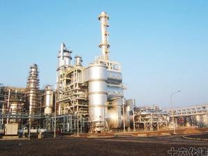 上海漕泾BASF项目150吨锅炉安装工程