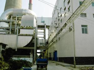 华能武汉阳逻60万千瓦烟气脱硫项目