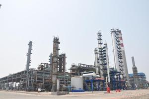 山东海化80万吨年重油催化裂化项目(裂化装置)