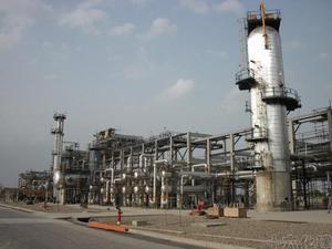 巴基斯坦PARCO-DHDS柴油加氢项目 图2(主装置区)