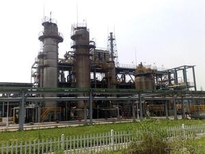 苏州菱苏10万吨双氧水工程 图2(过氧化物罐区)