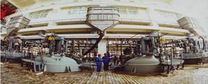 山东潍坊亚星化学5万吨/年氯化聚乙烯(CPE)工程氯化装置 图2