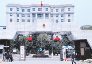 湖北宜昌政府大楼工程